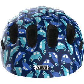 ABUS Smiley 2.0 Casco Niños, blue car